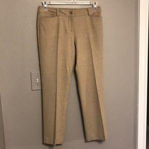 Nwot Talbots Signature 4P Pants 4 petite 🧡